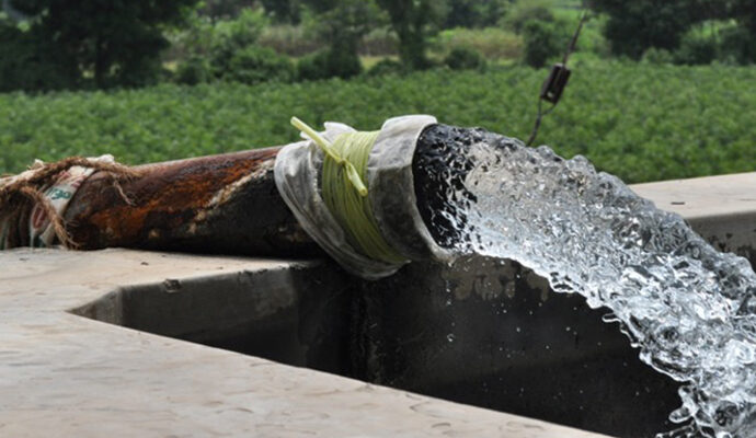 Groundwater Depletion Could Hurt India's Crops and Farmers | Gund Institute for Environment