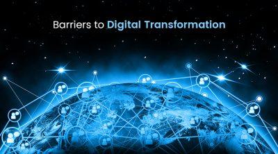 What is blocking your digital transformation initiative's progress? - Latest Digital Transformation Trends | Cloud News