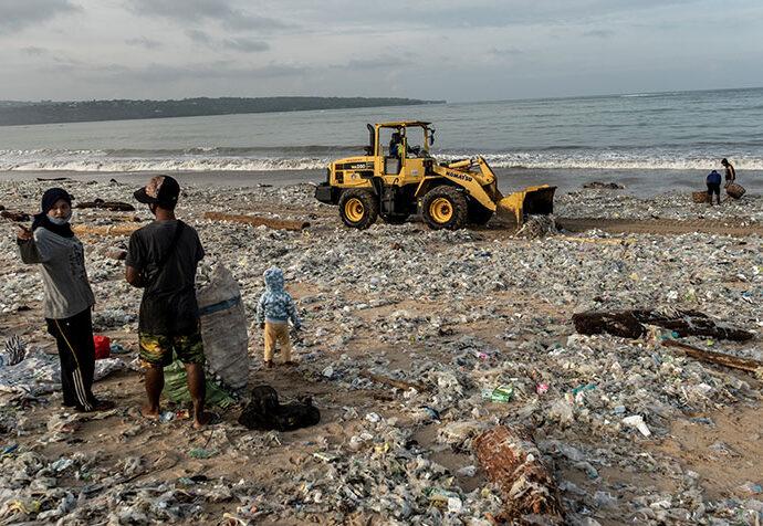 Plastic pandemic: Solving single-use plastics