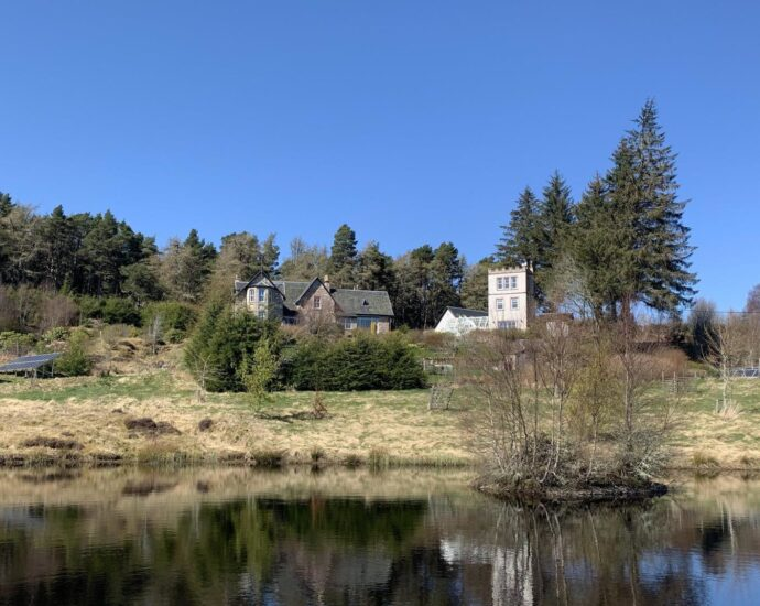 Plans for homes and jobs to 'repeople' highland estate