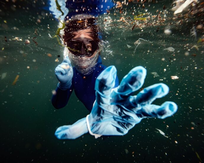 Plastic pollution pandemic: Seeking solutions for mask-trash dilemma
