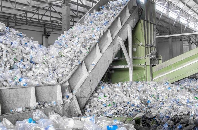 The World's Largest Plastic Recycling Plant