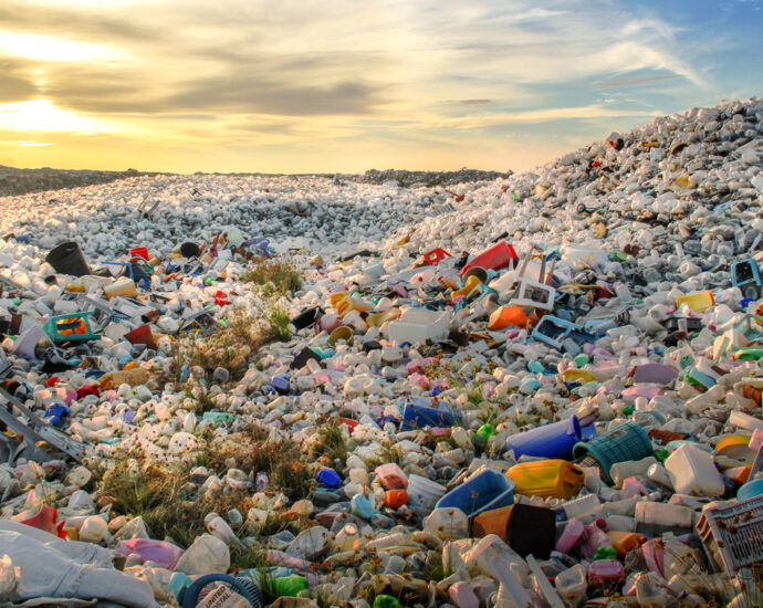 Chemists are reimagining recycling to keep plastics out of landfills