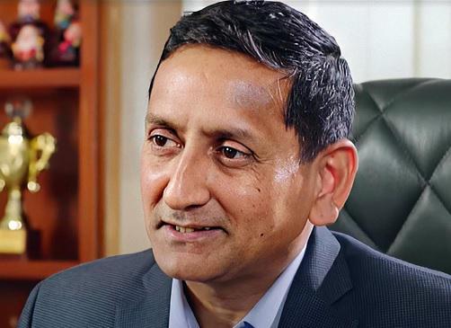 MosChip CEO and Managing Director Venkata Simhadri
