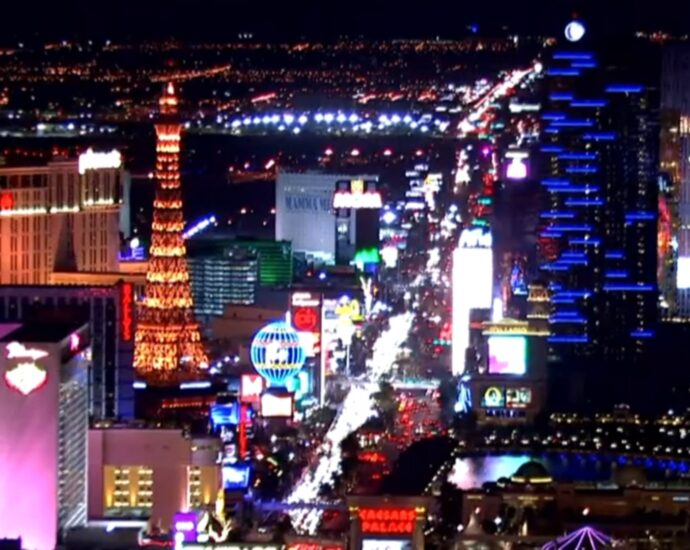 Las Vegas looking to bounce back after pandemic devastated economy