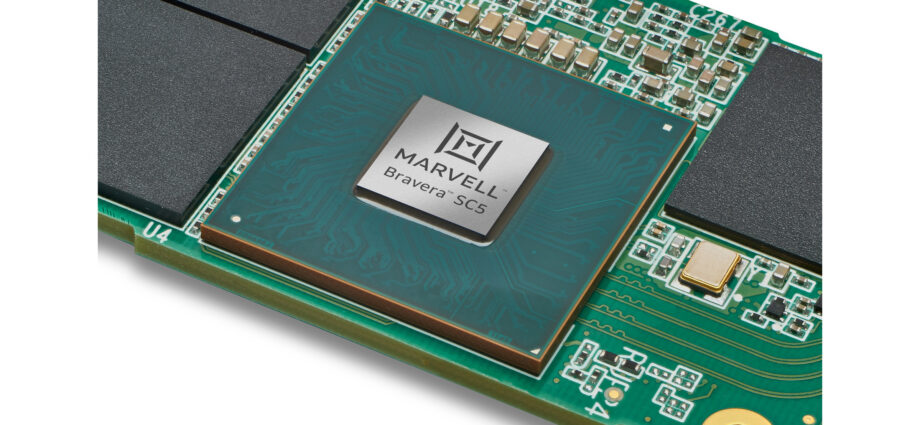Marvell Introduces Bravera SSD Controllers to Enable the Highest Performing Data Center Flash Storage Solutions