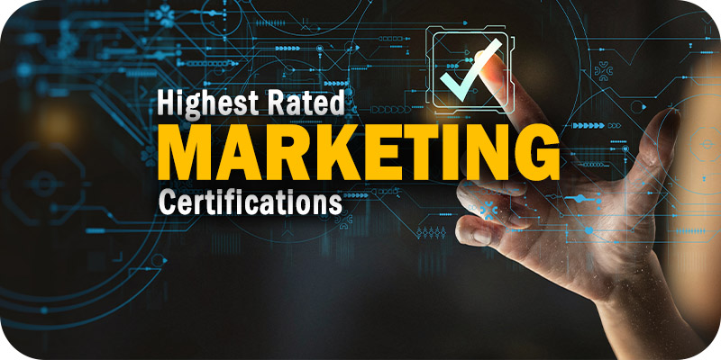 The 7 Best Marketing Certifications for Professionals to Consider in 2021