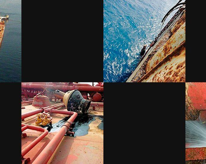 The Yemen Oil Tanker That Threatens Environmental Disaster