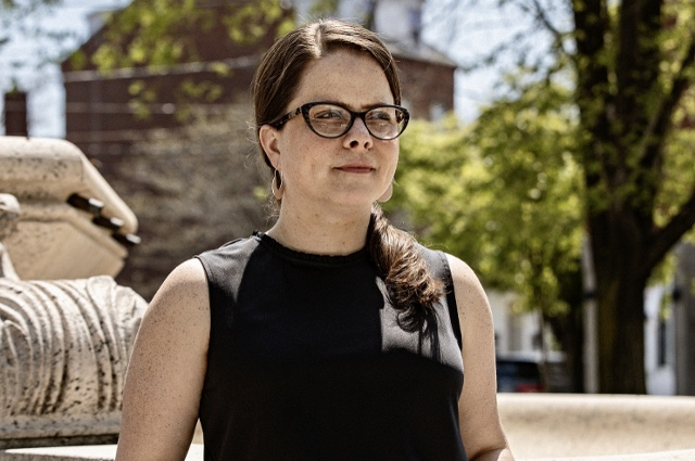 María Belén Power. The Tufts alumna advocates for justice-centered change from Chelsea, Massachusetts to the White House Environmental Justice Advisory Council