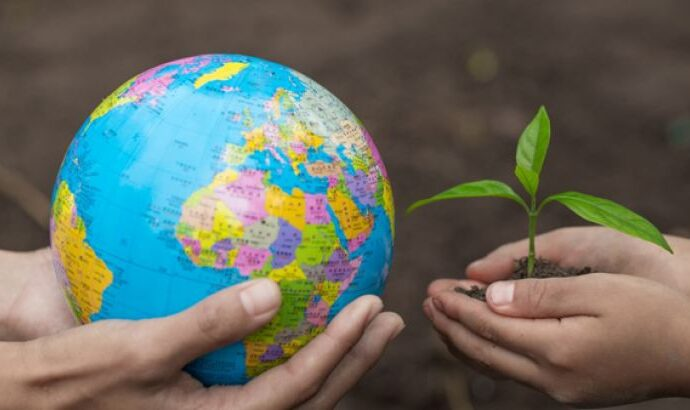 A new lease of life for Planet Earth