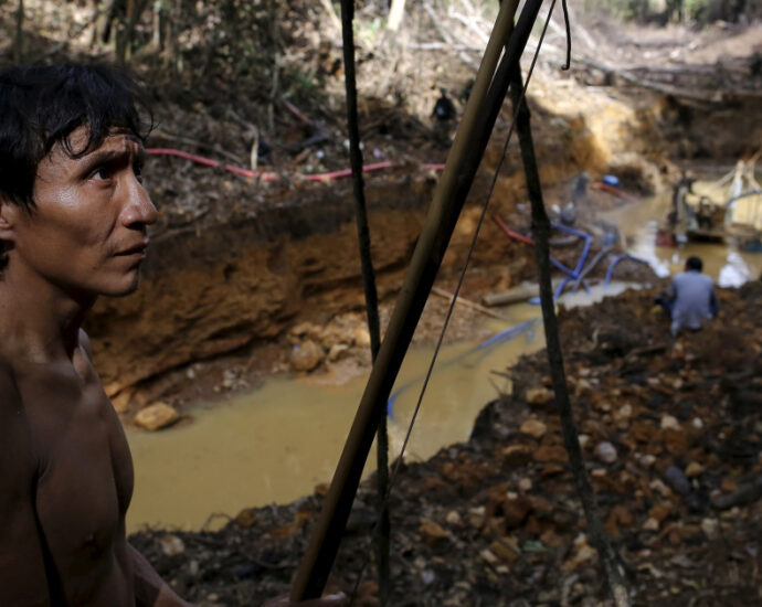 Brazil: Indigenous communities reel from illegal gold mining | Environment News