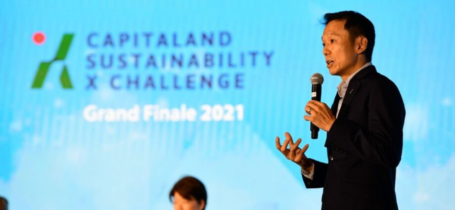 CapitaLand unveils S$50 million innovation fund and crowns winners of first CapitaLand Sustainability X Challenge | Press Releases | Asia