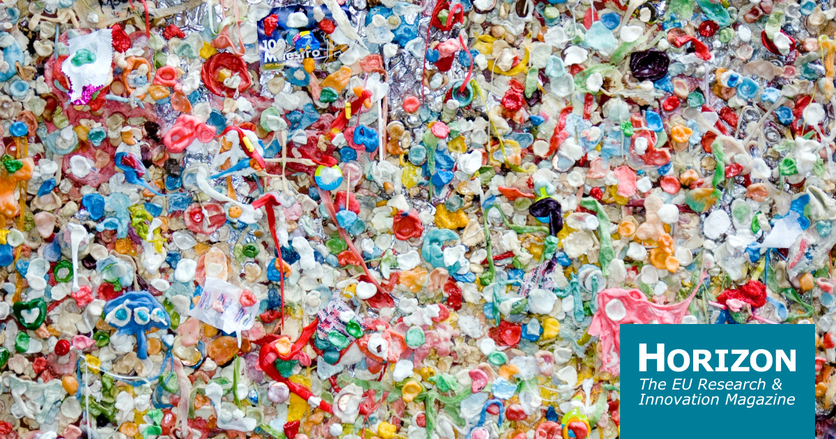Car parts, ski boots and boxes: How broken or used plastic is being given new life   Horizon: the EU Research & Innovation magazine