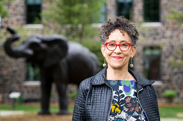 Dayna Cunningham, founder and executive director of the Community Innovators Lab at MIT and a civil rights attorney has been named the Pierre and Pamela Omidyar Dean of the Jonathan M. Tisch College of Civic Life.