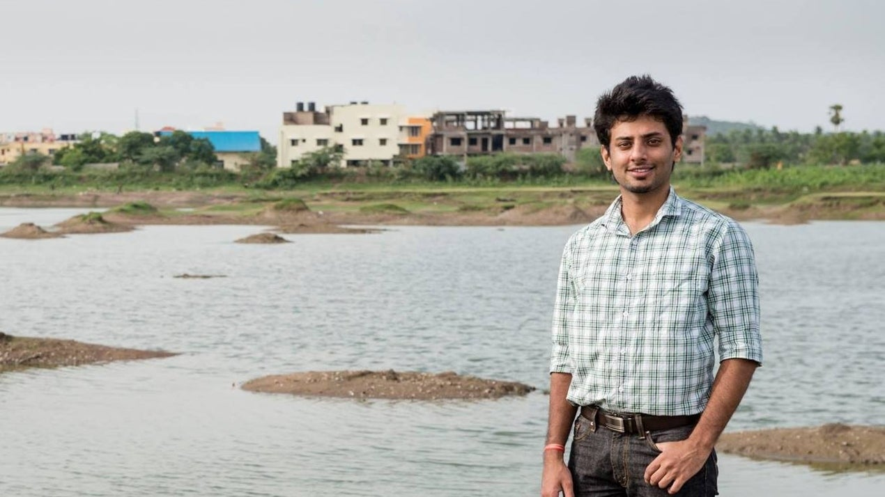 EcoGuardians: This Man Left a Job at Google for Environmental Conservation! Here's His Journey | The Weather Channel - Articles from The Weather Channel