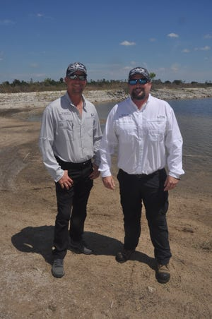 Michael LeBlanc and Tim Schwan, environmental managers at Gulf Western, started the new environmental division at the company earlier this year. Both men have environmental degrees from FGCU and have extensive backgrounds in environmental work from their jobs at the DEP and other agencies. The men want to help developers, both commercial and residential, protect the environment so places like this CREW site in eastern Bonita Springs always stays pristine.