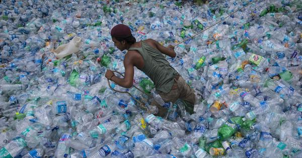 How India is planning to get rid of single-use plastic starting next year