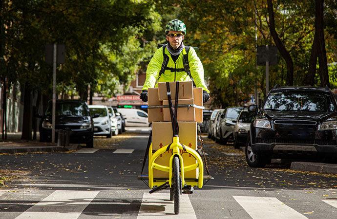 last mile sustainable bike feature