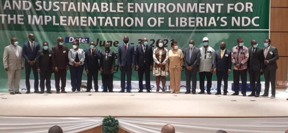 Liberia: Pres. Weah Commits His Government to Ensuring Climate Sensitive Initiatives