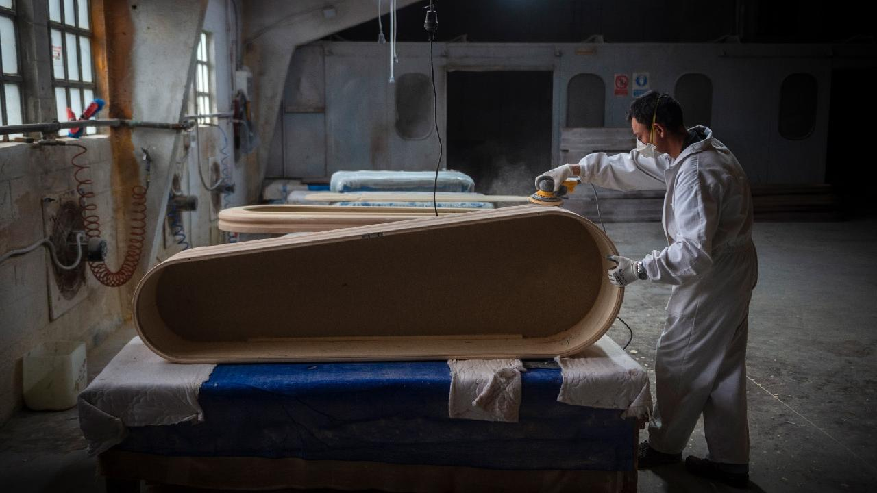 Life after death: The boom in funerals that help the environment