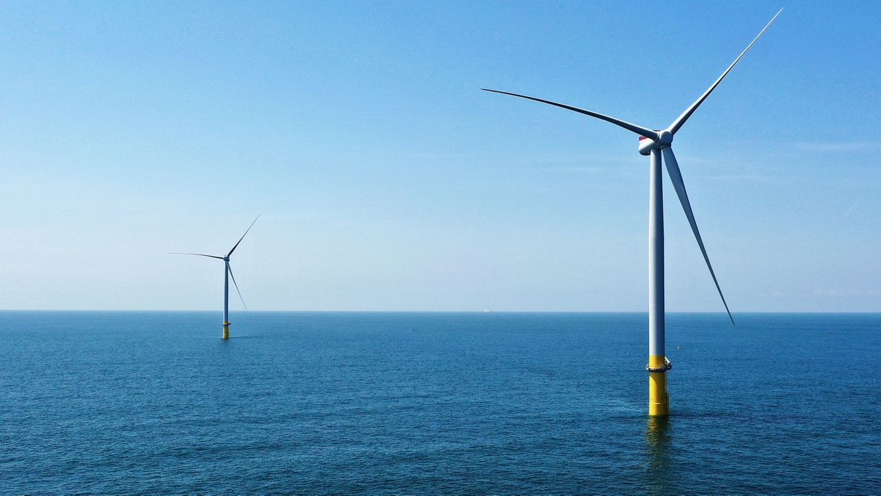 North Carolina's governor set targets for offshore wind energy and directed state agencies to work on the clean energy projects in a new executive order.