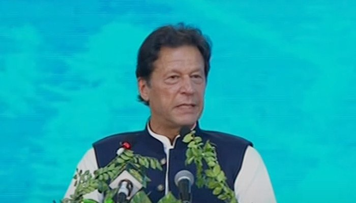 PM Imran Khan laments world's neglect of environmental issues