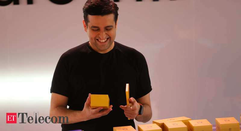 Realme's Madhav Sheth on 5G, offline expansion, IoT business and pandemic, Telecom News, ET Telecom