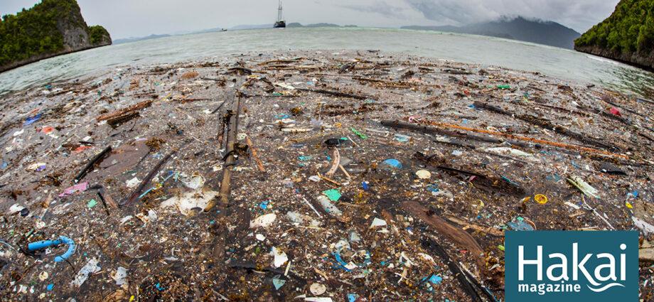The Haunting Nature of Plastics