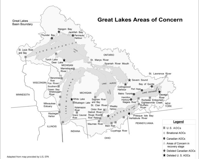 The US-Canada ecosystem-focused approach to restoration – Great Lakes Now