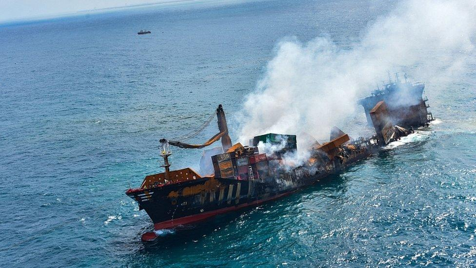 The 'toxic ship' that caused an environmental disaster