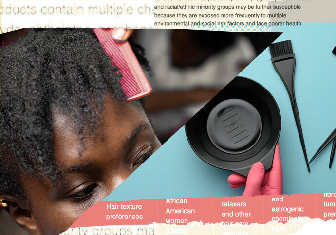 Toxic beauty products contribute to health inequity -- Tuesday, June 22, 2021 -- www.eenews.net