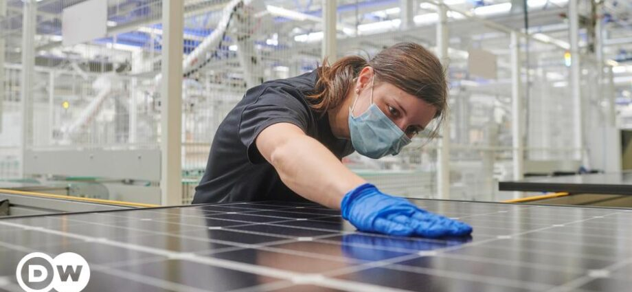 Are locally produced solar modules the future? | Environment| All topics from climate change to conservation | DW