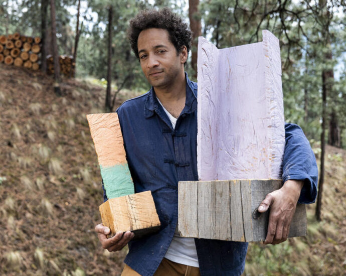 Artist Samuel Roy-Bois on story and the built environment – Peace Arch News