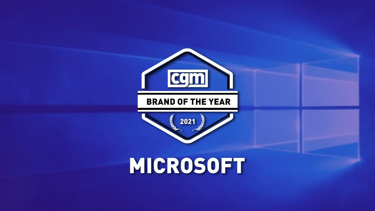 CGM Brand of the Year 2021: Microsoft and Xbox