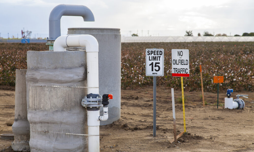 California oil lobby seeks to strip environmental protections for groundwater amid drought