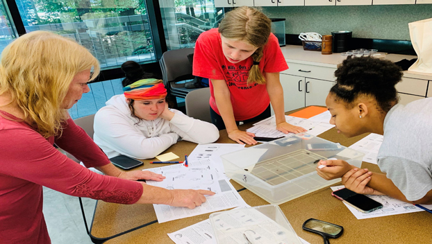 Center for Environment's Summer Explorations engages students in environmental matters - The Stanly News & Press