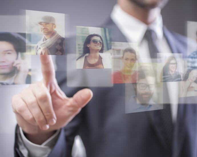 human capital / recruiter / recruiting / recruitment