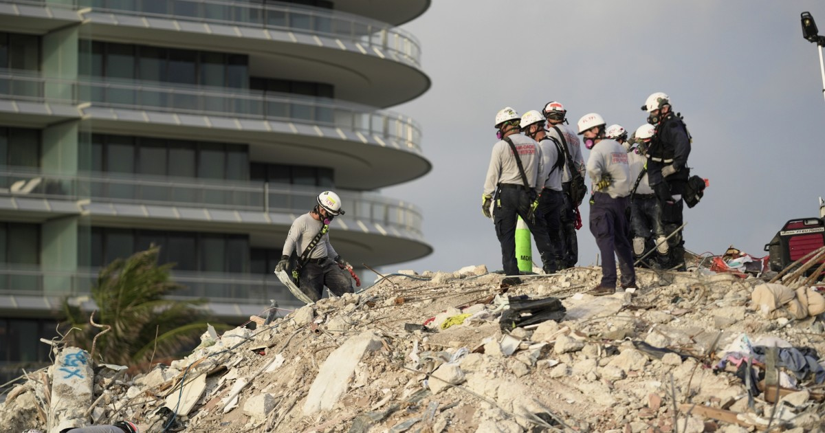 Climate Change Has Made South Florida A More 'Hostile' Environment. Did It Factor Into The Surfside Condo Collapse?