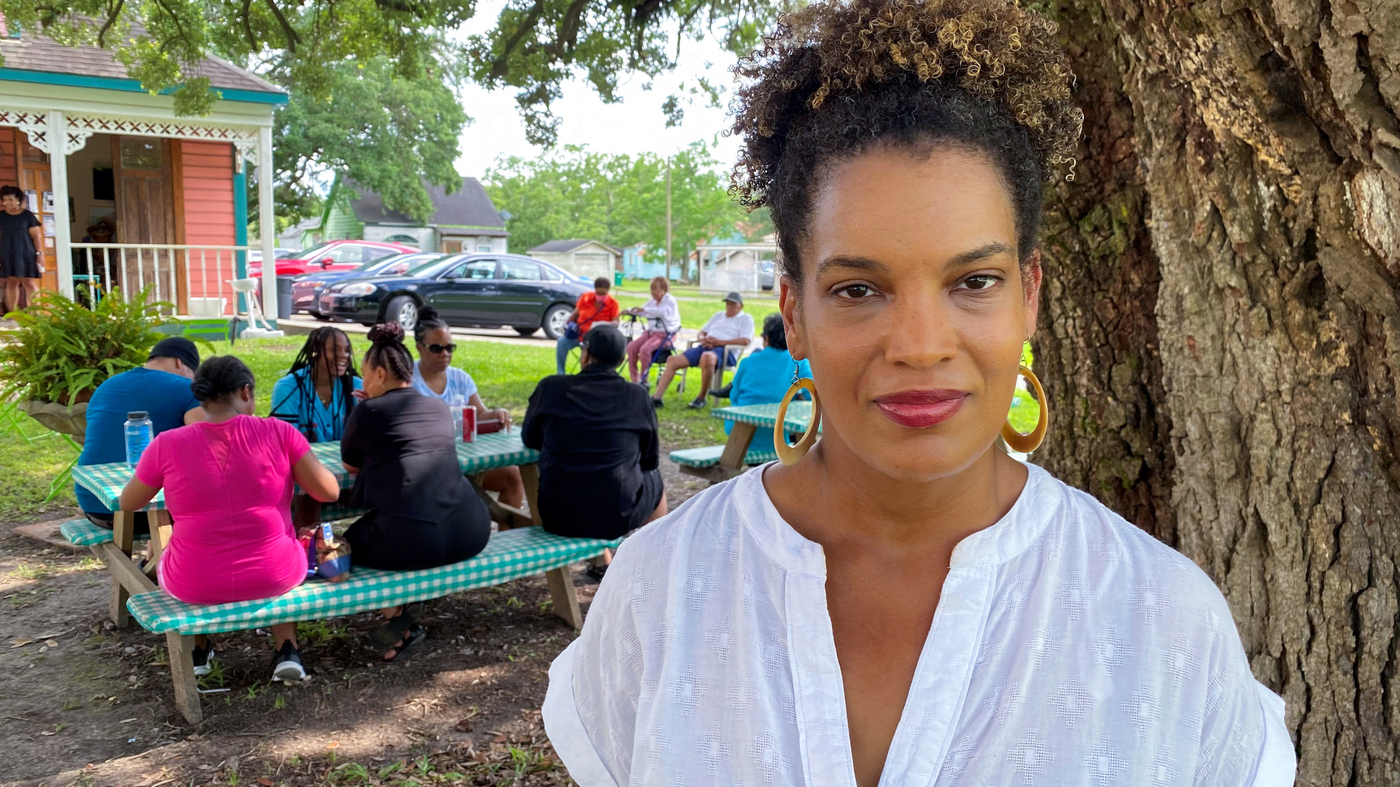 Descendants of Slaves Say This Louisiana Factory is Environmental Racism : NPR
