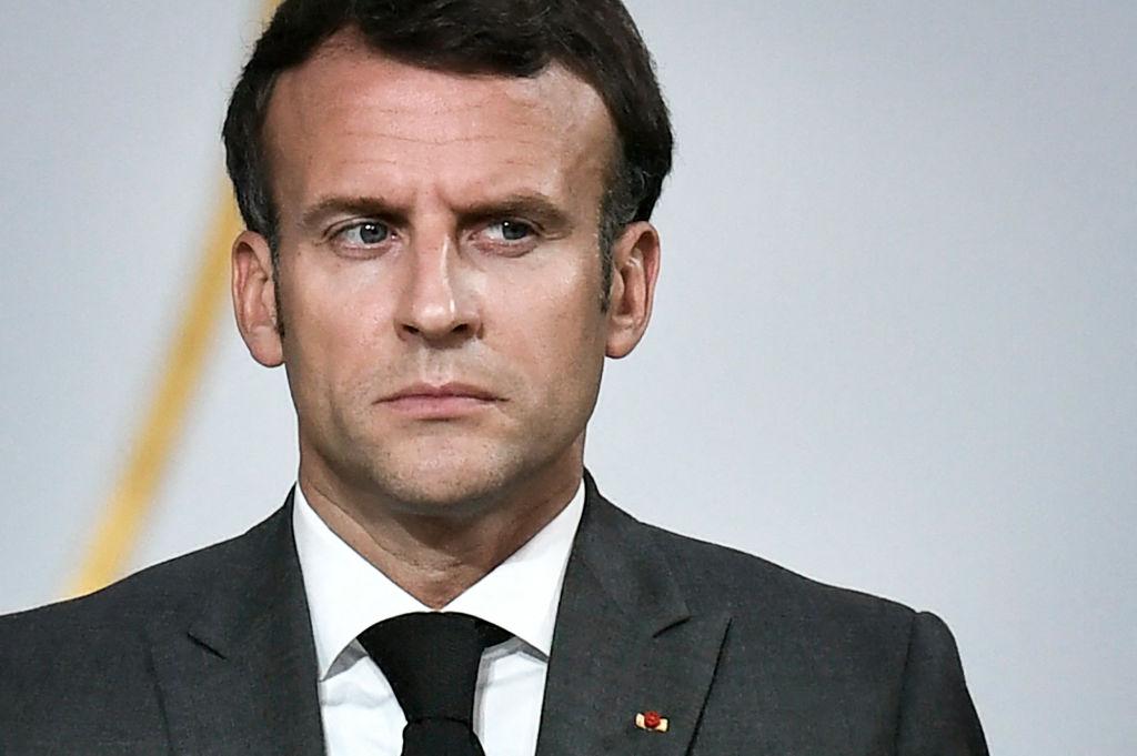 Emmanuel Macron Is Cracking Down on Environmental Activists