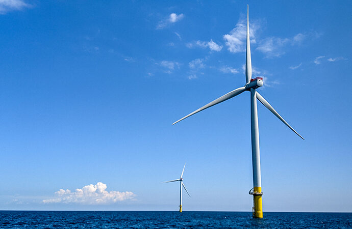 Environmental review begins on wind turbine project - The Suffolk News-Herald