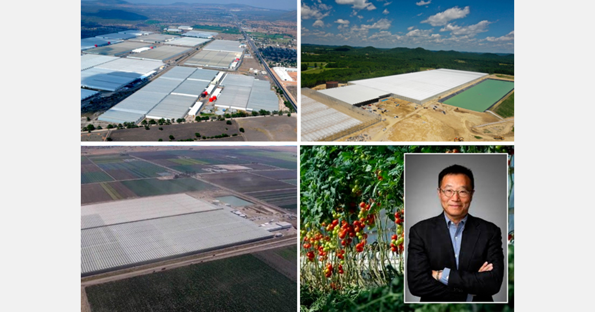 Equilibrium closes industry's largest Controlled Environment Agriculture fund at $1.022 billion