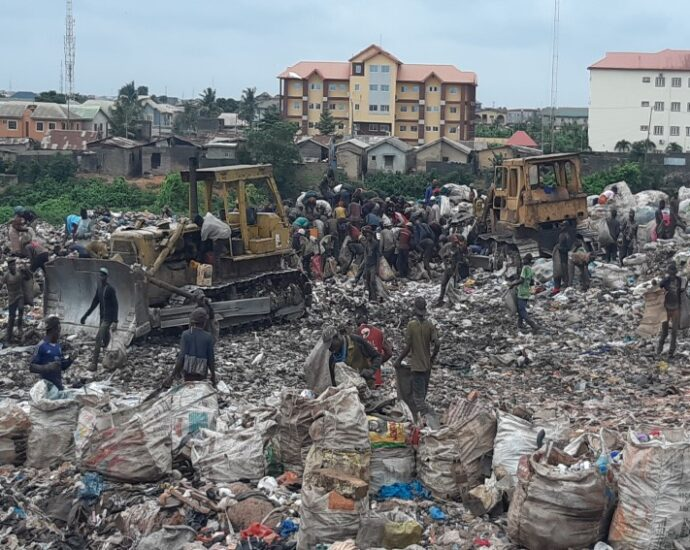 Fighting plastic waste: a double-edged sword