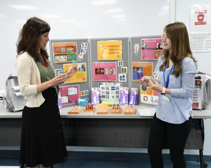 """Fort Drum's new Enrichment Center offers a """"Healthy Environment"""" for learning home safety 