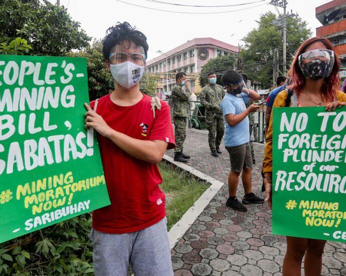 Green advocates flunk Duterte's environmental policies 1