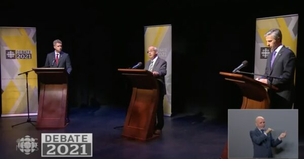 Health care, the environment, diversity, and inclusion main topics at first leaders' debate