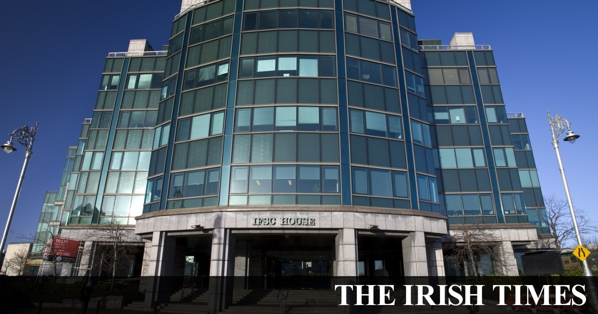 Ireland can be a top 20 global financial centre by 2025