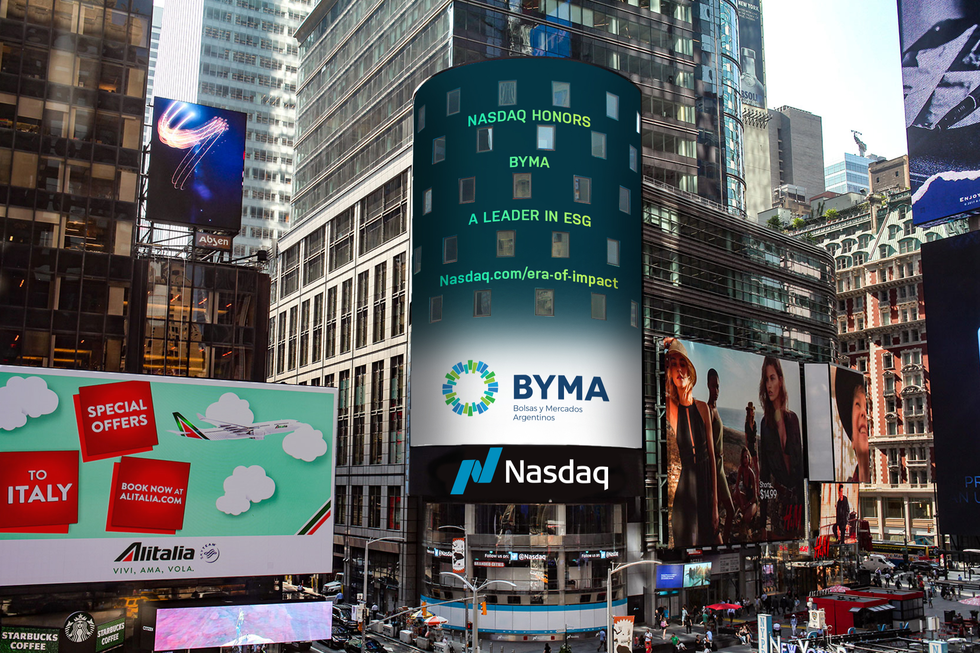 Leading in an Era of Impact: How BYMA Integrated ESG from the Start