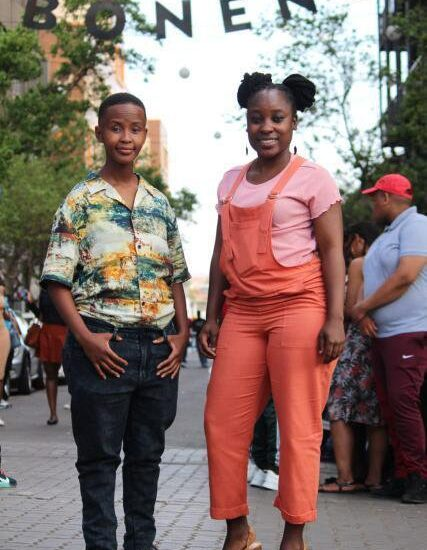 """Meet The South African Duo Turning Plastic Trash into """"Leather"""" High Fashion"""