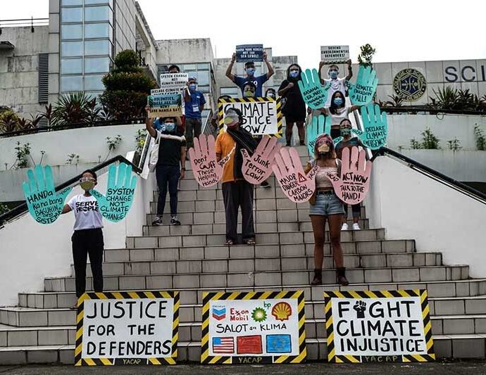 Not easy being green: The environment and its defenders under Duterte